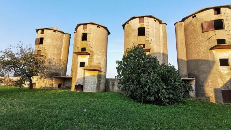 Curiosità: Archeologia agricola, i silos di cascina Baraccone