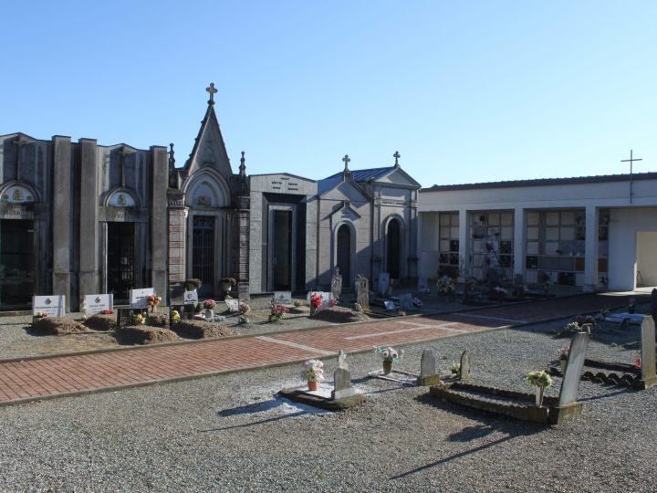 Alle 15 c'è la Messa nel cimitero di Arro