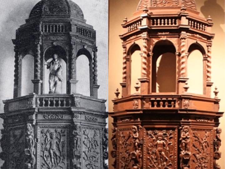 Curiosità Storiche: Il san Giovanni Battista rubato dal ciborio del battistero