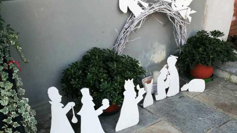 Un invito ad esporre il presepio nei cortili di San Secondo