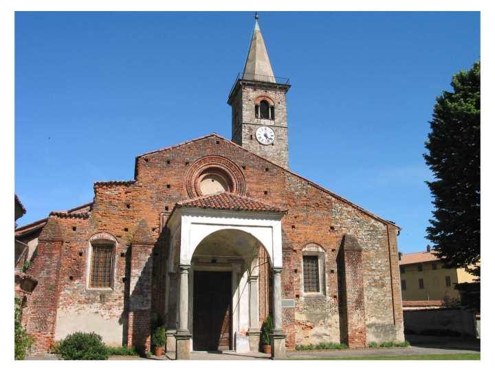 Si farà manutenzione alla quattrocentesca facciata della pieve di santa Maria Assunta