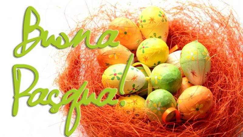 Buona Pasqua dalla redazione di SalussolaNews
