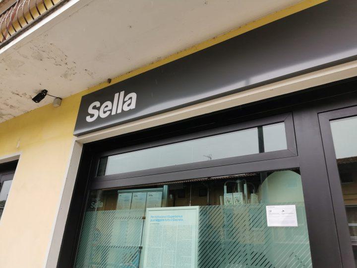 Banca Sella ha cambiato insegna e logo