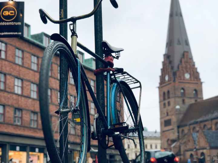 La cicloturistica e la cicloscalata della domenica della liberazione