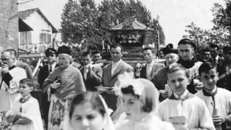 Come nel 2001 anche nel 2021 le reliquie del beato Pietro ritorneranno a Olcenengo