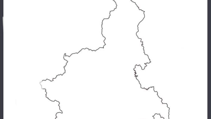 Piemonte zona bianca dal 14 giugno