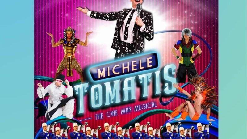Sabato, in piazza, c'è lo spettacolo benefico pro Aido di Michele Tomatis