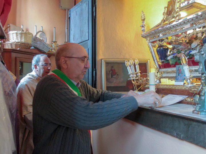 E' iniziata la raccolta fondi per l'edicola votiva al beato Pietro Levita