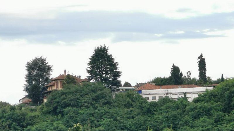 La Palazzina, da villa signorile dei Torello Viera a casa di riposo, con annesso ristorante