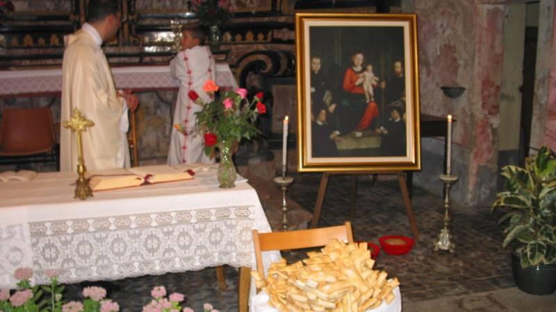 Ci sarà la benedizione e la distribuzione dei pani di san Nicola da Tolentino