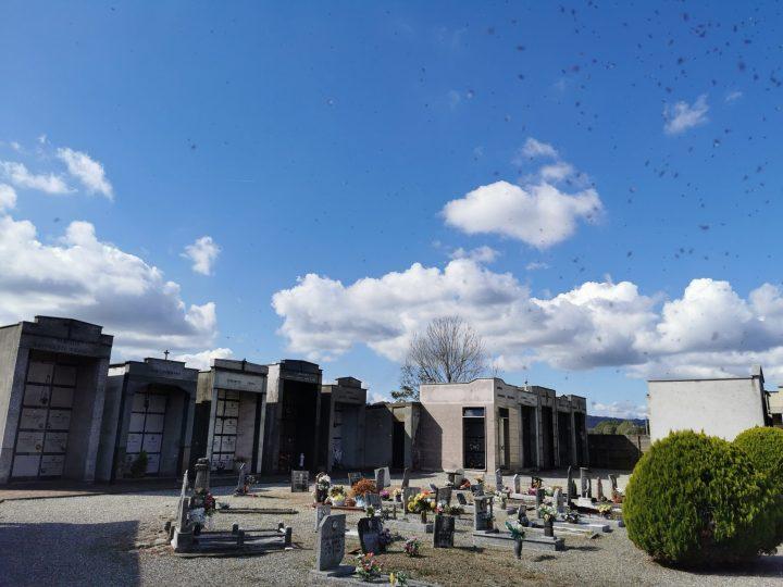 Oggi e gli altri giovedì di ottobre Messa nei cimiteri in suffragio dei fedeli defunti