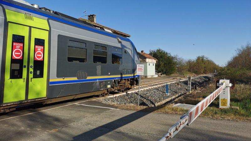 Ferrovia Biella – Santhià: Trenitalia ha annunciato per oggi la cancellazione di alcuni treni locali sostituiti da bus