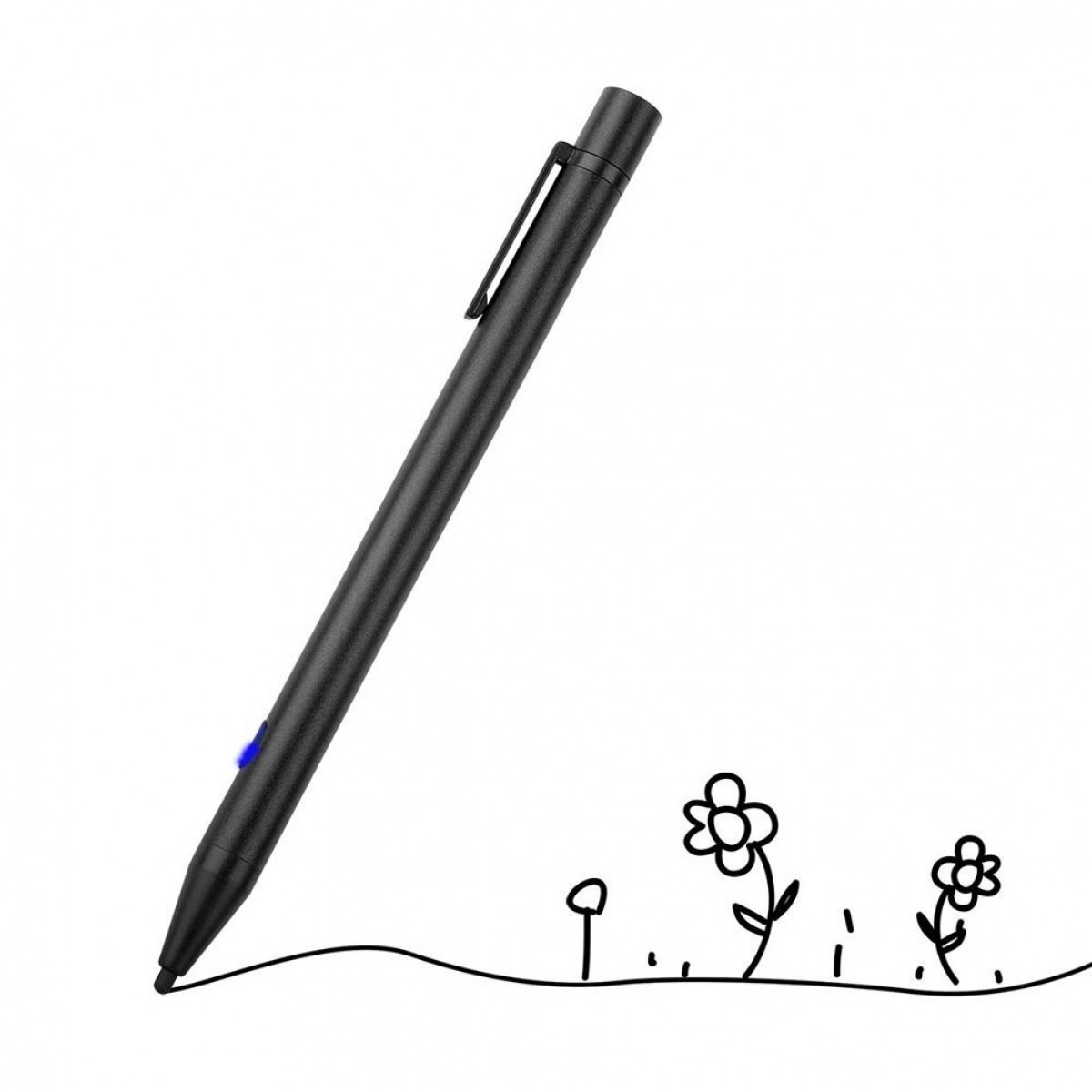 Salute Stylus Pen Active Touch Screen Capacitive Drawing