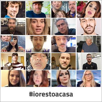 #Iorestoacasa: devi farlo anche tu!