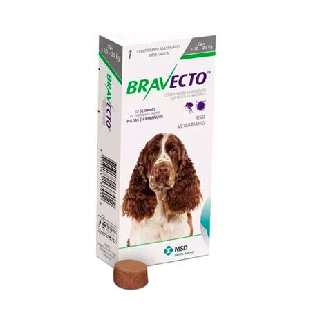 Bravecto 10 - 20Kg