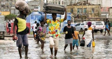 #ESPERIENZADALCAMPO – IL DRAMMATICO IMPATTO DEL CICLONE IDAI IN MOZAMBICO