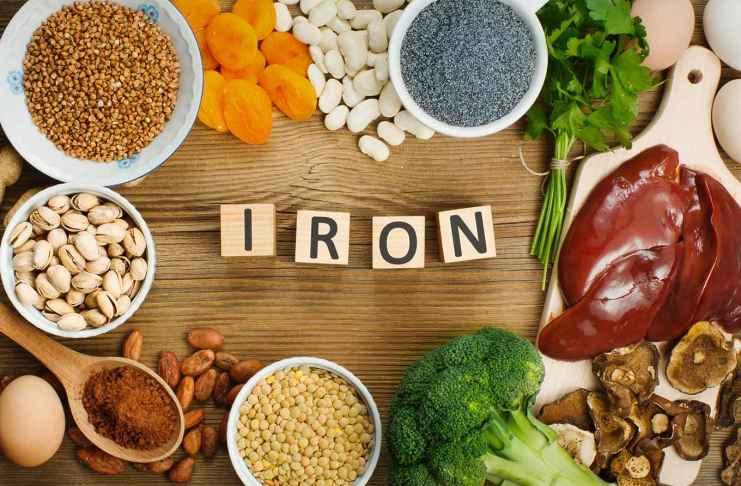 ferro minerale