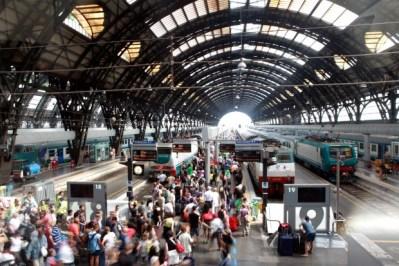 Assalto Stazione Milano Coronavirus