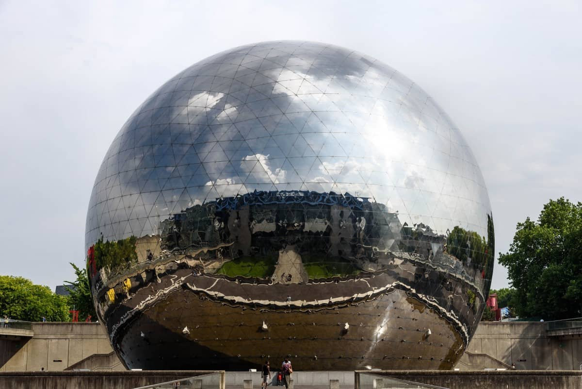 Cité des Sciences et l'Industrie - a place to go if you are visiting Paris with children