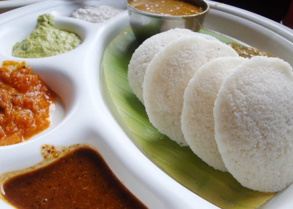 Saravana Bhavan - best vegetarian and vegan restaurant in Paris