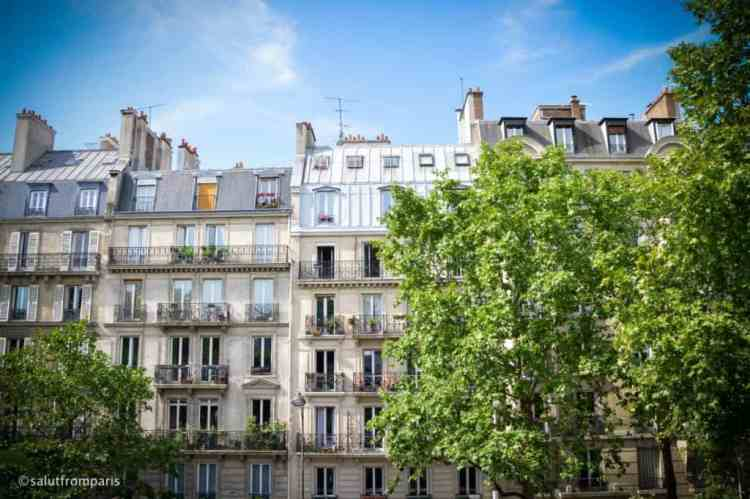 Discover Paris like a local - take a walk on the promenade plantée - great thing to do when visiting Paris with kids