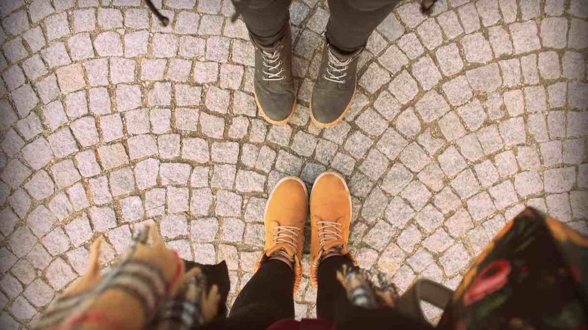 Best walking shoes for Paris