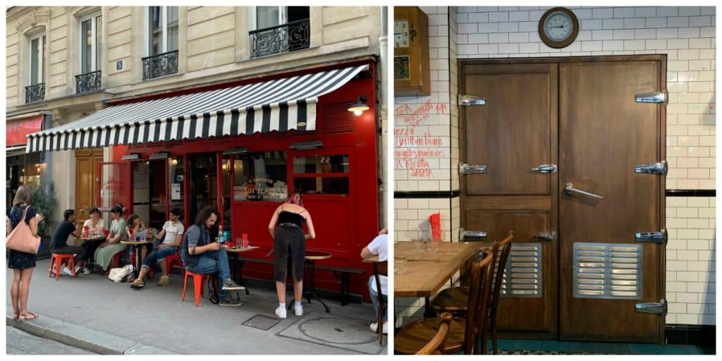 speak easy Paris - a original bar in Paris and a bar that is hidden, behind a Pizzeria as in case of the moonshiner