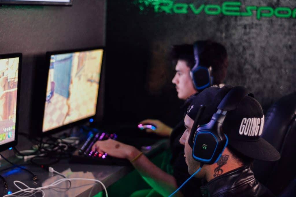 Gaming Bars in Paris - ESports