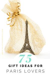 Paris gift ideas