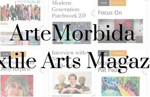 Revista italiana de arte textil. Artemorbida
