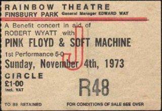 PF e SM for RW Ticket