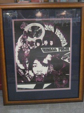 Hendrix in Portland