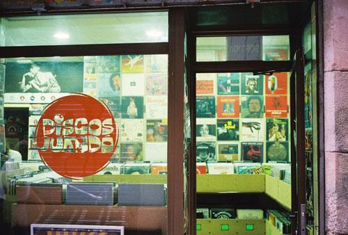 Discos Juando Window
