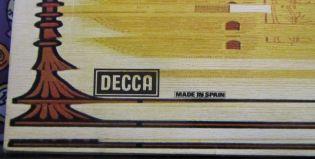 Decca camel mirage snow goose spain