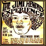 Soft Machine e VF con Jimi Hendrix Experience