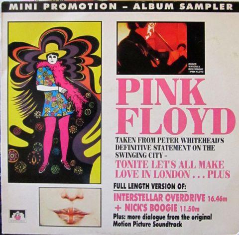 14 hours Technicolor dream peggior album dei pink floyd
