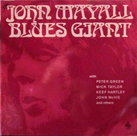 John Mayall Blues Giant Copertina