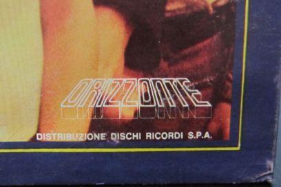 Renaissance Album Omonimo Logo Orizzonte