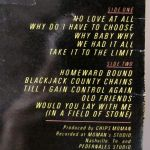 Willie Nelson Take It To The Limit Titoli e Crediti