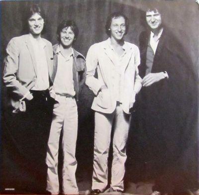 Dire Straits Photo, seventies, 1979, bw