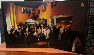 Eagles Hotel California Gatefold