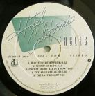 Eagles Hotel California Label Bside