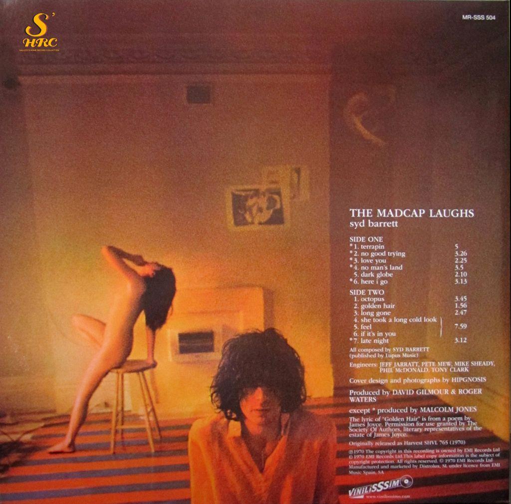 Syd Barrett solo album
