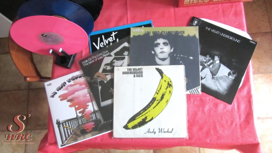 Vinyl, Nico, Loaded, Safety Films, Lp, Lou Reed, Andy Warhol