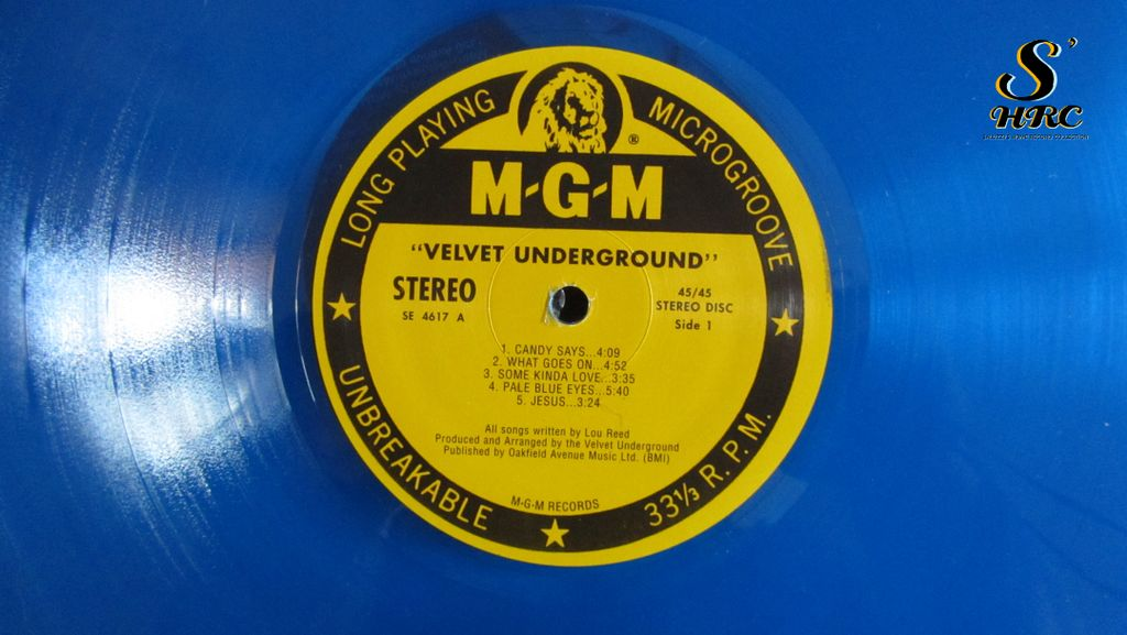 Same, Lp, Vinyl, Ltd edition, Blue, 180gr, Lou Reed