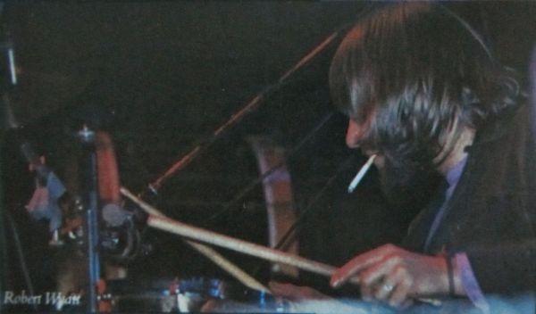 drums, soft machine, matching mole