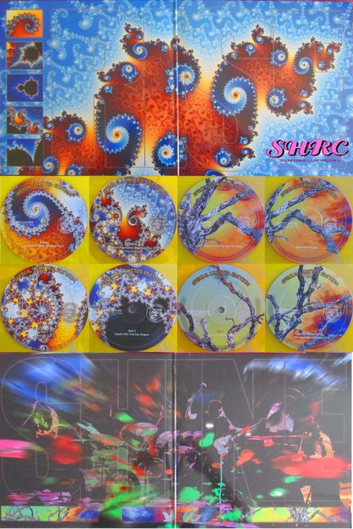 Pink Floyd, Bootleg, Live, Limited edition, Label