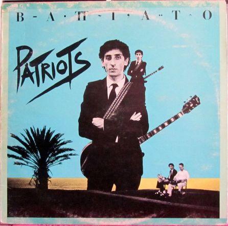 Franco Battiato in Vinile