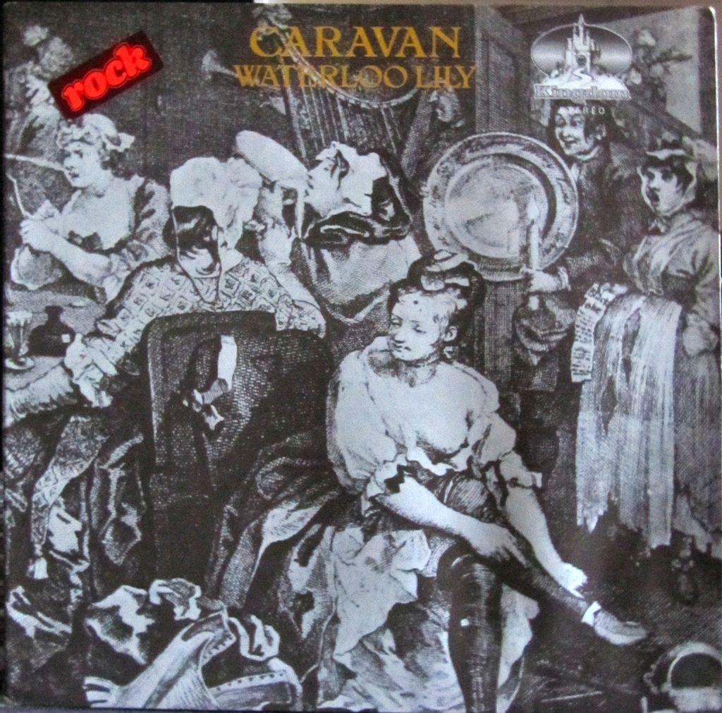 LP, Vinyl of Canterbury