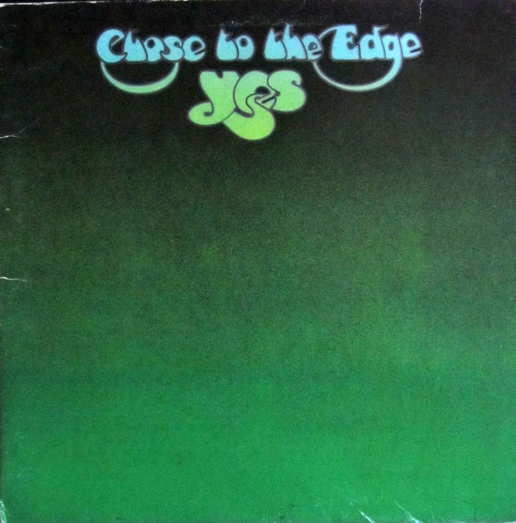 LP, Yes, Rick Wakeman, Vinyl